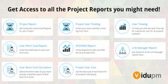 Did you know that you can generate various project #reports in vidupm.  Check out the best #Project #management tool @vidupmtool and save your time and effort. Learn more: https://vidupm.com/project-report.aspx