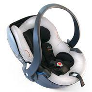 izi Go BeSafe Snow White Car Seat: scaun auto izi Go pentru mima xari sau kobi