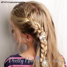 Pretty Hair is Fun: Cinderella Hairstyle Tutorial