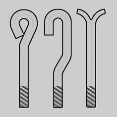 We can manufacture and supply the full range of anchor and holding down bolts found under the DIN 529 specification. Anchor Bolt, Clothes Hanger, Coat Hanger, Hangers, Closet Hangers, Clothes Racks