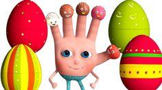 VeeJee Surprise Eggs Finger Family Series   Cake Pop Finger Family Song ...