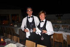 professional sommelier pouring #settesoli wines #winetasting #vendemmiasulmare#