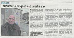 Article Dauphiné Libéré du 21 01 2016