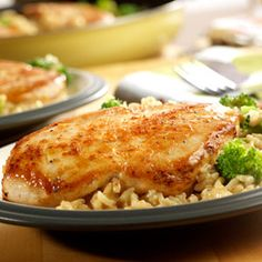 Quick and Easy Chicken, Broccoli  Brown Rice: 30-Minute Meal
