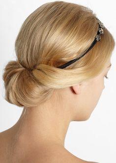 Penteado para noivas e madrinhas - Coque deusa grega - Coiffure mariée et témoins - déesse grecque - chignon - hairstyle for weddings (Bride)