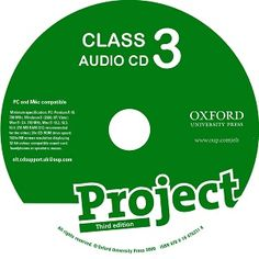 Project 3 3rd Edition Class Audio CD 2