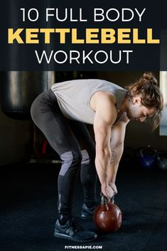 Whether you are a beginner or expert in the go to dumbbell body workouts. Kettlebell exercises are a perfect way to add different varieties to your tasks. This article acts as a map to anyone who intends to challenge his/her muscles in a different way, which may serve as a stepping stone to having more strength gains. For best results, follow these 10 full body kettlebell workout, and you will experience a positive impact on your body. #kettlebellworkout #exercises #kettlebell…