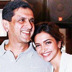 """""""My dad always taught me to work hard & be humble"""" – Deepika Padukone"""