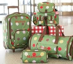 Cuties & Pals hard shell kids' luggage | Fletcher | Pinterest ...