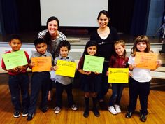 Monthly awards May 2014