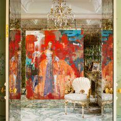 Grand Salon | Philip Nimmo Design