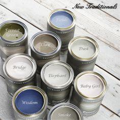 dimago® New traditionals kleuren. Helemaal in Engelse stijl. Bekijk de rest van deze mooie verfkleuren op onze website. http://www.verfenwand.nl/assortiment/verf