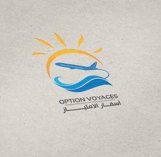 Logo_Travel Agency by JLASSI Mohamed Marwen, via Behance