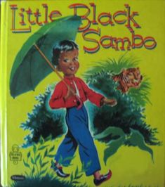 I learned about racial stereotypes from a banned children's book.