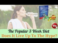 Does The 3 Week Diet Plan Really Work ?- The 3 Week Diet  Official Website