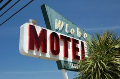 Wiebe Motel by Tom Spaulding - Hollister, CA