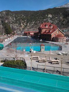 Hotsprings, Gleenwood Springs, Colorado