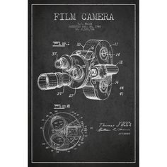 Image result for film camera blueprints