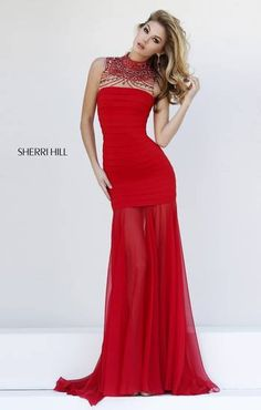 Sherri Hill fall 2015 line of homecoming dresses