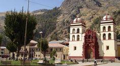 Huancavelicase encuentra en plena sierra sur central del Perú. Es…