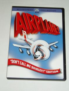 Airplane - Movie DVD