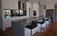 Makers Lane :: Concrete Kitchen Benchtop Bench Custom Made, Bespoke Furniture made in Australia.