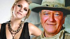 Country Music Lyrics - Quotes - Songs John wayne - John Wayne's Granddaughter Performs Heartfelt Tribute, 'God Bless John Wayne' - Youtube Music Videos http://countryrebel.com/blogs/videos/33939715-john-waynes-granddaughter-performs-heartfelt-tribute-god-bless-john-wayne