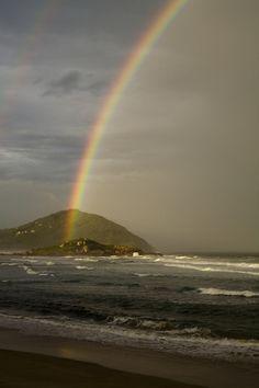 Barra & Ferrugem/Garopaba-SC/Brasil Copacabana Beach, Rio Grande, Adventure Travel, Brazil, Waterfall, Coast, Country, Outdoor, Rust