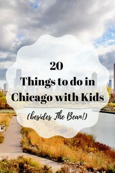 20+ Things To Do In Chicago With Kids Besides The Bean!! Chicago is full of fun things to do with the kids! From the very best bakery to the top museums, check out our top 20 things to do in Chicago with kids. #chicago #thingstodo #familyvacations via @globalmunchkins Family Vacation Destinations, Best Vacations, Amazing Destinations, Travel Destinations, Family Vacations, Vacation Ideas, Travel With Kids, Travel Usa, Family Travel