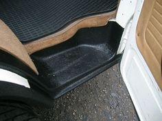 Black Texture Treatment - GoWesty Camper Products - parts supplier for VW Vanagon,...