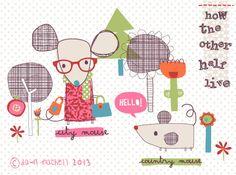 Mice | Dawn Machell
