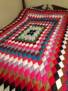Hand Made Quilt | eBay