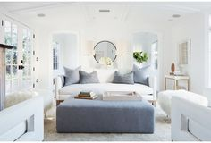 GLAM BARBIE                       GLAM BARBIE     A One Kings Lane Makeover: Light & Airy in L.A.