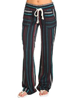 Roxy - Ocean Side Stripe Beach Pant.  These look so comfy!