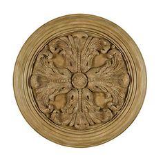 "30"" Medallion Rosette Plaque"