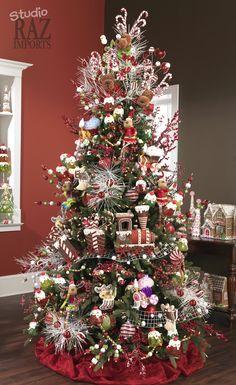 2013 Christmas Tree: unique