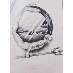 Tattoo design for Yener G.