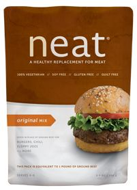 Neat Vegan Burger Mix - Original #vegan
