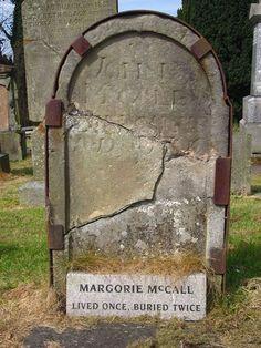 Halloween tombstone inspiration