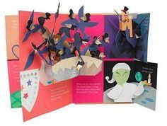 ROBERTSABUDA   ~  The Movable Mother Goose (pop-up book)