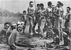 Australian Aborigine Men c1936