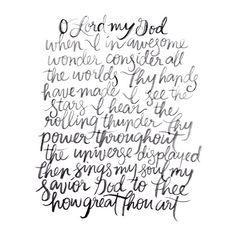 simply-divine-creation:Jenny Highsmith how great thou art.