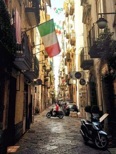 Nápoles, Italia.