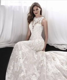 Frilly Frocks Bridal Boutique in Drogheda Pronovias Wedding Dress, Lace Wedding Dress, Wedding Dresses 2018, Bridesmaid Dresses, Formal Dresses, San Patrick, Kate Dress, Bridal Stores, Fashion Group