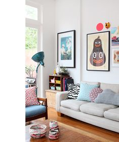 Happy Colorful Living Room Without Painting The Walls A Color Part 71