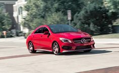 -When Mercedes-Benz threw its new CLA to the loons in Affalterbach and they returned it with 355 horsepower harrumphing from its turbocharged 2.0-liter, folks were pretty agog. Time, however, does not stand still, and Volkswagen is working on 400-ish-pony versions of its own 2.0T engine. What's more, the Blue Oval recently announced that its Focus RS will churn out 345 horsepower. And it wouldn't do for proud Stuttgart to be trouncing lowly Dearborn by only a mere ten ho...