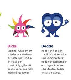 Babblarna Felicia, Social Skills, Montessori, Faith, Feelings, School, Kids, Character, Creative