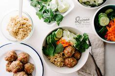 lemongrass pork meat