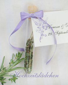 Hochzeits-Kräuter - Hochzeitslädchen - Onlineshop