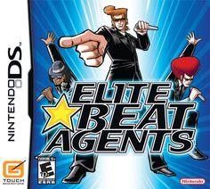 Elite Beat Agents.